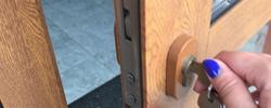 Camberwell locks change