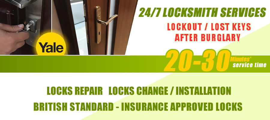 Denmark Hill locksmith services